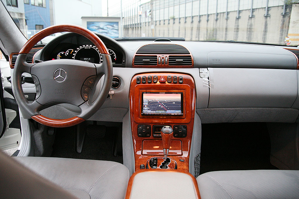 AMG CL55
